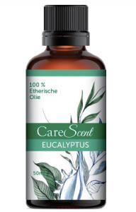 essentiële olie eucalyptus