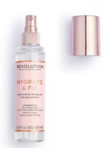 fixing spray makeup revolution