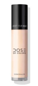 concealer hue of colors