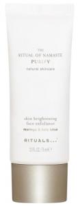 gezichtsscrub rituals