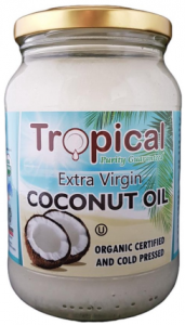 organic kokosolie
