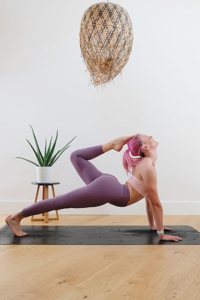 oefening yoga