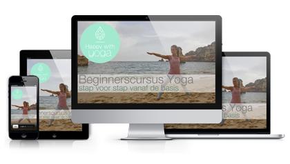 online yoga lessen