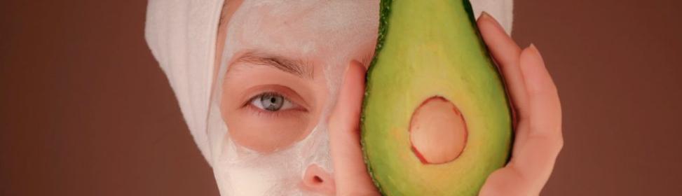 avocado olie voor huid