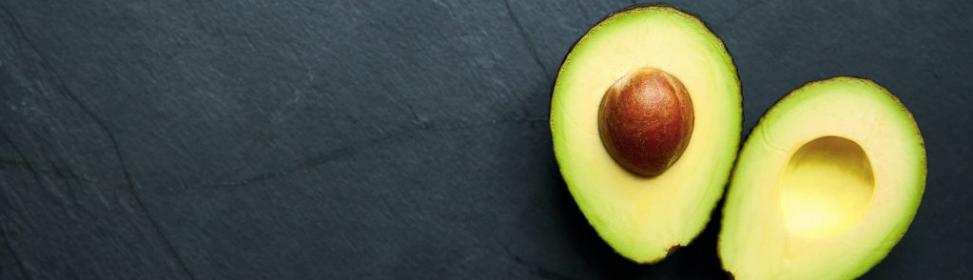 avocado olie haar
