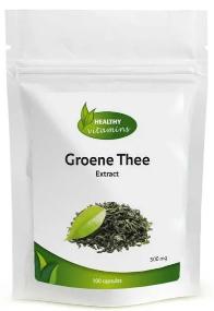 groene thee extract kopen