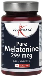 melatonine lucovitaal