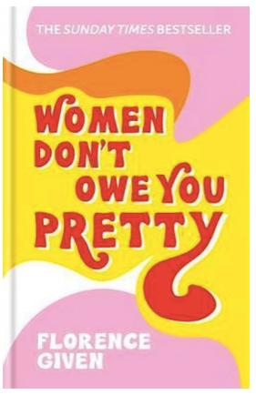 woman dont owe you pretty boek
