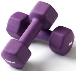 dumbbells home gym