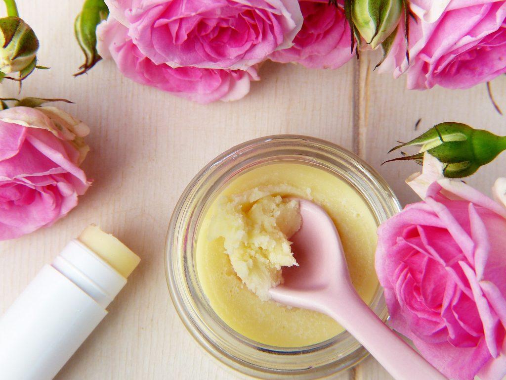 rose lippenbalsem
