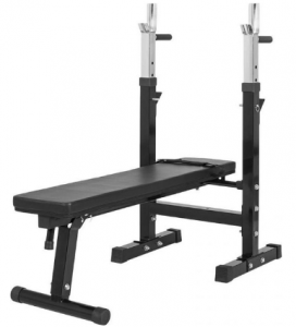 halterbank home gym
