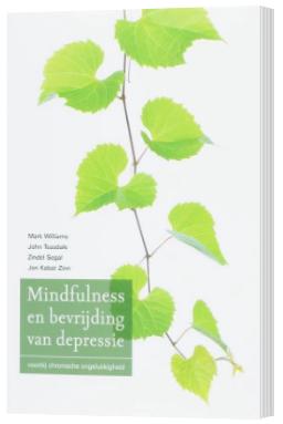 mindfulness en bevrijding van depressie boek
