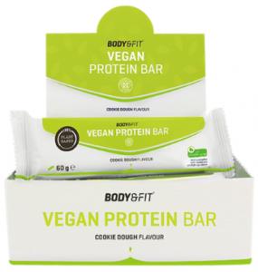 vegan eiwitrepen