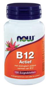 B12 Actief Zuigtabletten