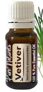 pure etherische olie vetiver