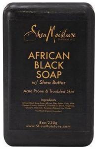 African black soap shea