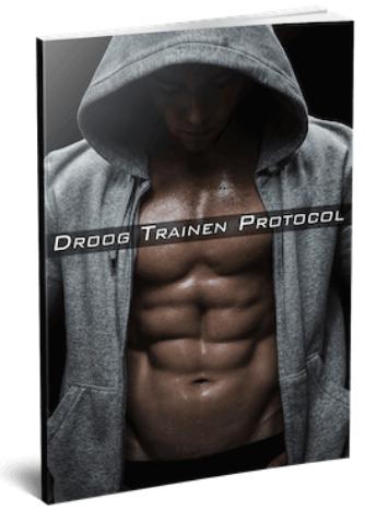 droog trainen voor mannen