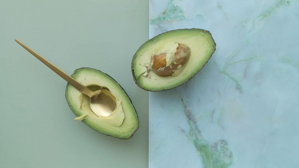 avocado gezichtsmasker maken