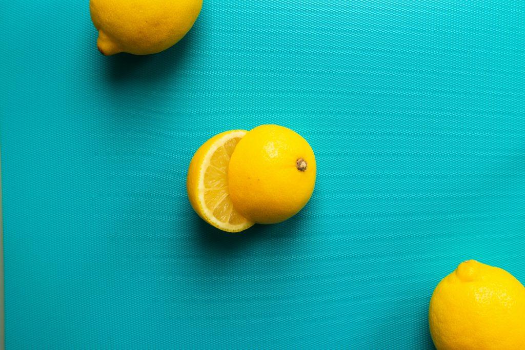 citroen haarmasker zelf maken