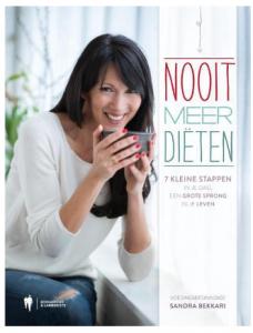 nooit meer dieten gezond kookboek