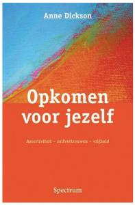 boek opkomen voor jezelf