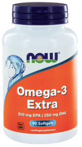 omega-3 extra supplement