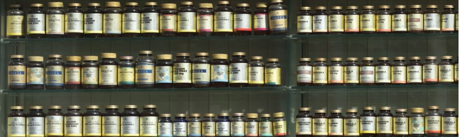supplementen voor in de overgang