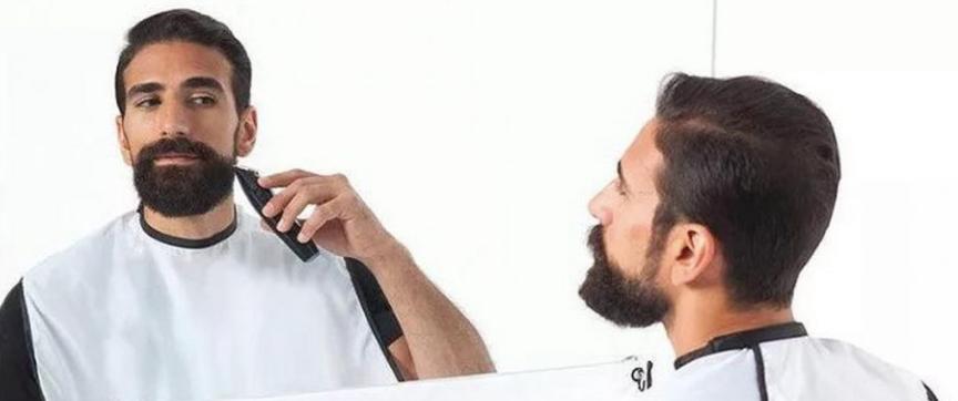 baard trimmen