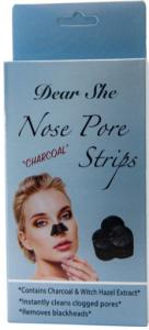 dear she nose pore strips