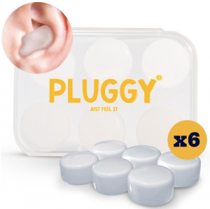 pluggy oordoppen slapen